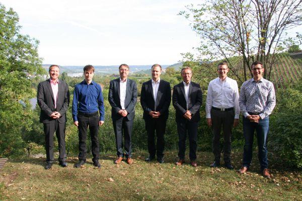 Gruppenfoto der Teilnehmer des HeizungsJournal-Expertentreffs