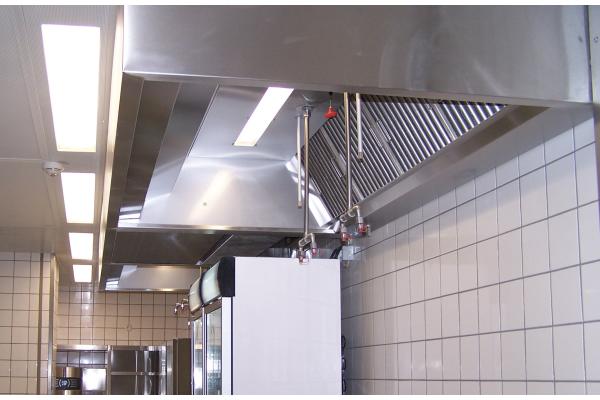 Reven: Kanalabscheider für die Küchenabluft