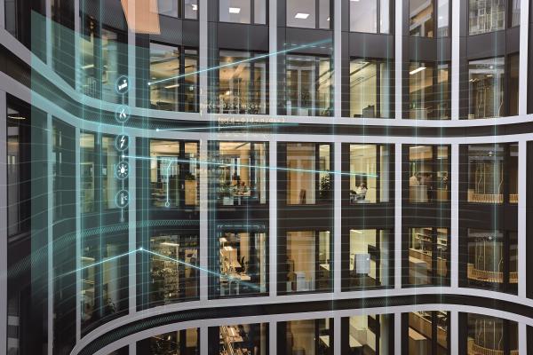 Siemens: Umfassendes Portfolio für smarte Gebäude