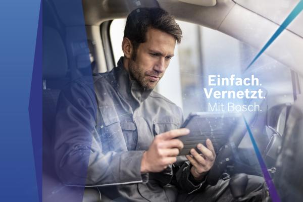 Bosch zeigt vernetzte Heiztechnik-Lösungen