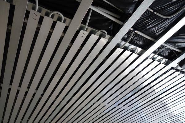 Ke Kelit: Komplettsysteme für Deckenheizung und -kühlung