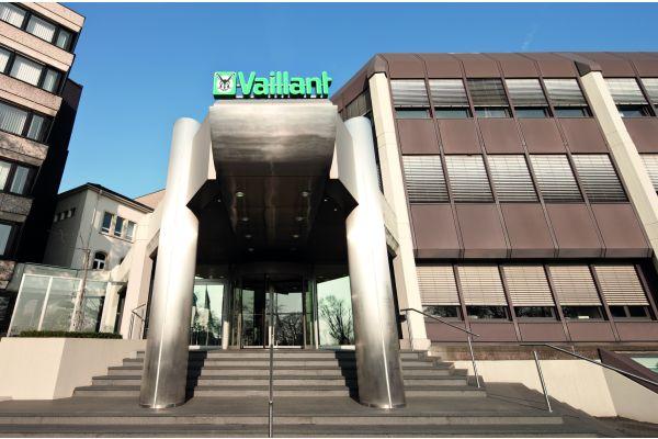 Der Sitz von Vaillant in Remscheid.