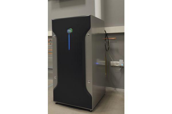 Ein Brennstoffzellen-Heizgerät BG-15.