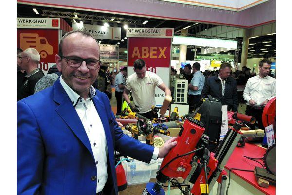 Seit fast drei Jahren ist Thomas Werner mittlerweile schon in der  Geschäftsführung von Cordes & Graefe.