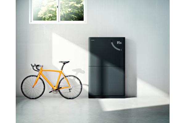 Siemens: Neuer Batteriespeicher für Eigenheime