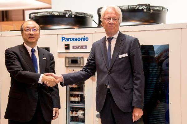 Panasonic und Systemair: Gemeinsame Lösungen zum Heizen, Lüften, Klimatisieren und Kühlen