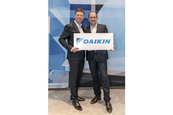 Aus Rotex wird Daikin