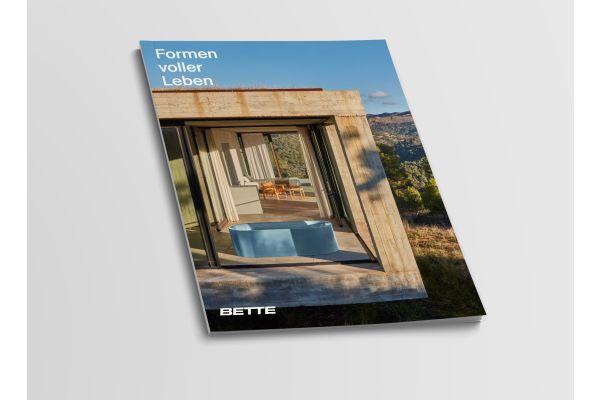 Das Bild zeigt das neue Lookbook von Bette.