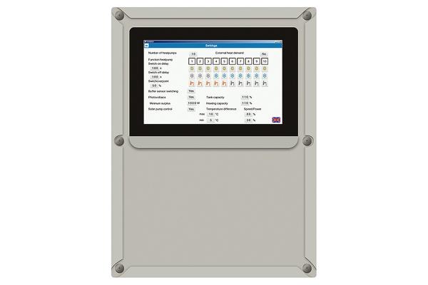Panasonic: Wärmepumpenanlagen mit bis zu 160 kW durch Kaskadierung