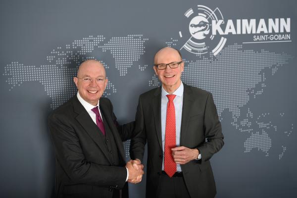 Neue Geschäftsleitung bei der Kaimann GmbH