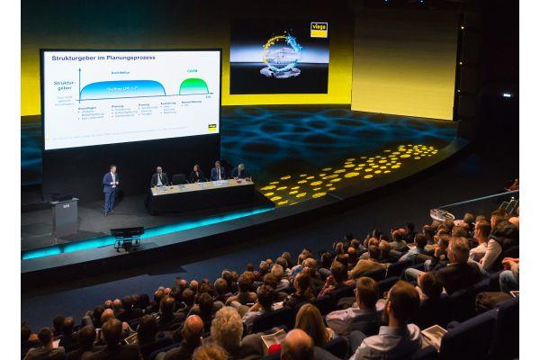 Das Bild zeigte die Viega-Fachsymposiumsreihe in München.
