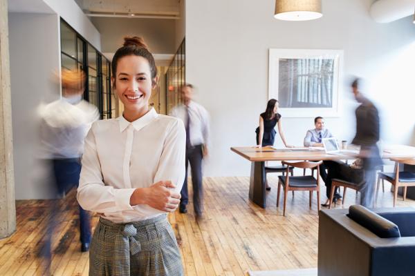 Der neue Branchentreff des Jahres – die Nevaris Business-Lounge