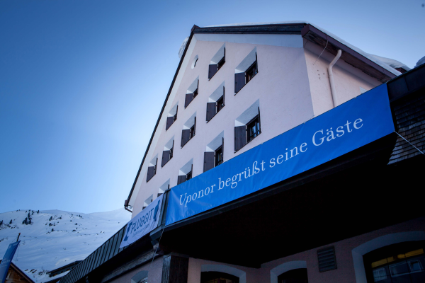 41. Uponor Kongress am Arlberg