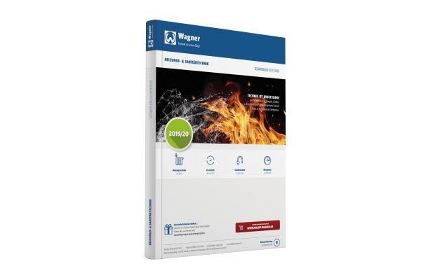 Cover des Haupt-Katalogs 2019/2020 der Philipp Wagner GmbH
