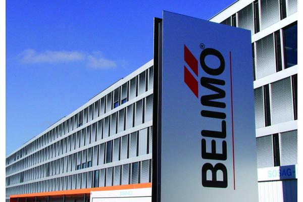 Belimo eröffnet neues Service- und Logistik-Center bei Dresden