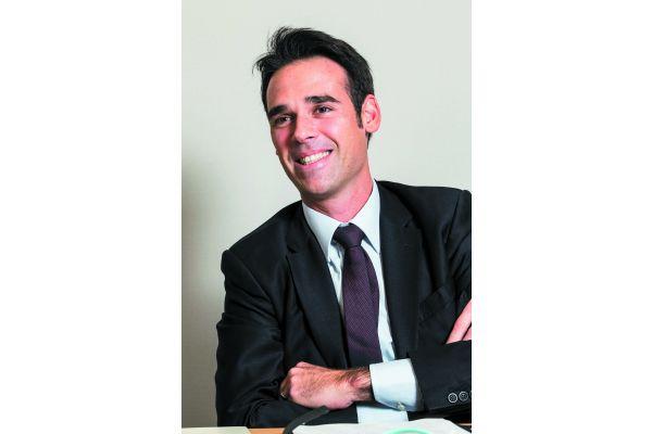 """Schon seit 15 Jahren lenkt Stéphane Harel aus der Führungsetage der SFA Group heraus bereits die strategische Entwicklung von """"SFA SANIBROY""""."""