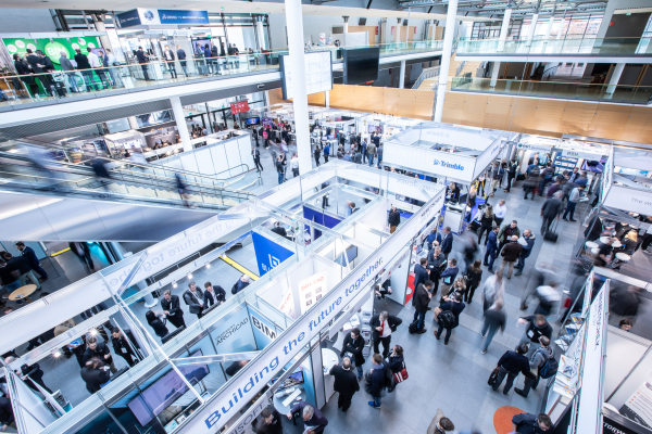 BIM World Munich 2019 setzt neue Impulse