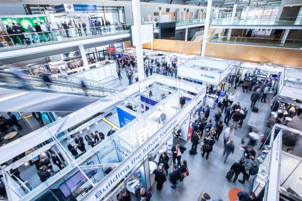 BIM World Munich 2019 setzt neue Impulse