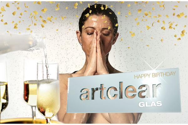 Das Bild zeigt das Cover der Jubiläumsaktion.