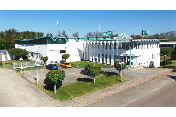 MEPA: 25 Jahre Zweigwerk Pegau bei Leipzig