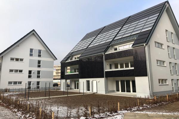Solarenergie für Wärme, Strom und Mobilität