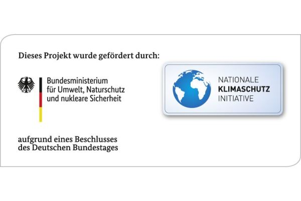 Logo der Förderung durch das Bundesumweltministerium.
