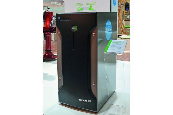 Brennstoffzellen-Heizgerät Bluegen BG-15