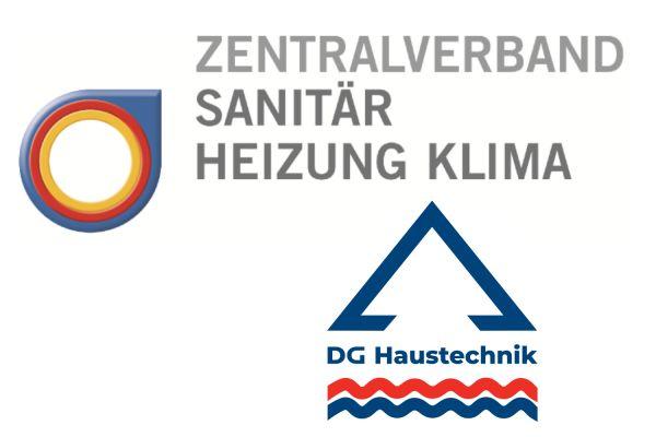 Das Bild zeigt die Logos der beiden Verbände.