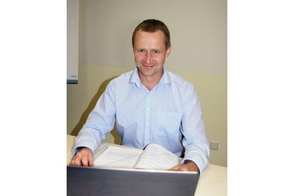 Professor Dr.-Ing. Thomas Hartmann vom ITG.