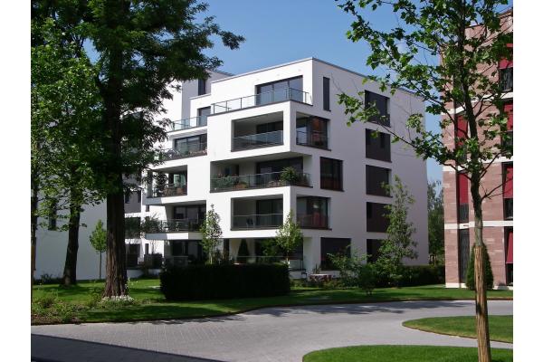 Wohnungsbauprognose 2017: Mehrfamilienhäuser holen auf
