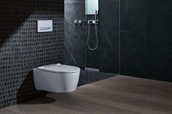 """""""Geberit ONE WC"""": Durchdachte Installationstechnik, Plus an Komfort"""