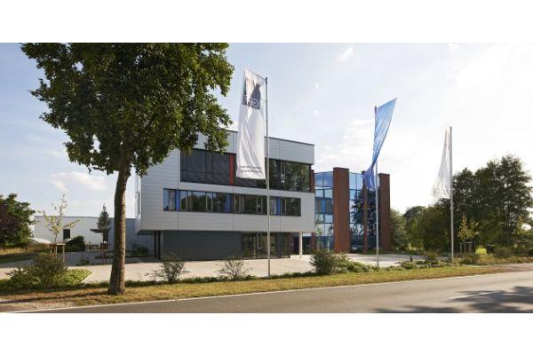Firmengebäude der GFR – Gesellschaft für Regelungstechnik und Energieeinsparung mbH.