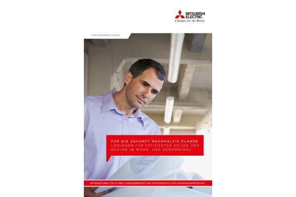 Das Cover der Planungsbroschüre