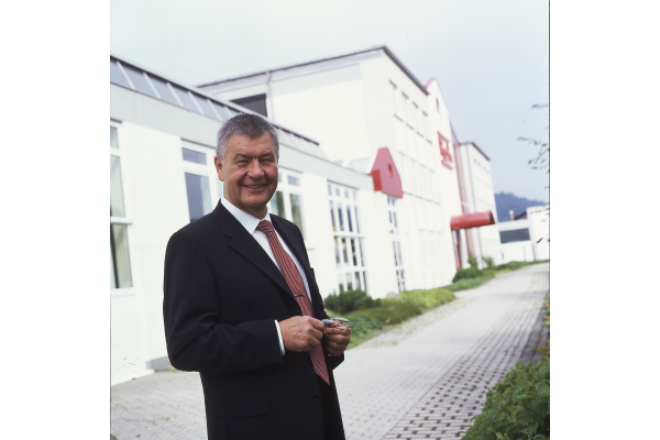 Manfred Roth feiert 80. Geburtstag