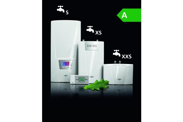 Das Energielabel kommt – ein A für Durchlauferhitzer