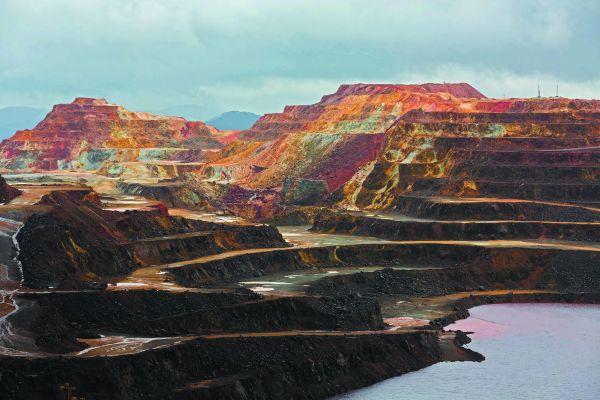 """Das neue Gütesiegel """"Copper Mark"""" sorgt für einen umfassenden Nachhaltigkeitsansatz und beinhaltet eine glaubwürdige Überprüfung der Praktiken an Kupferproduktionsstandorten, einschließlich Bergwerken, Hütten und Raffinerien."""