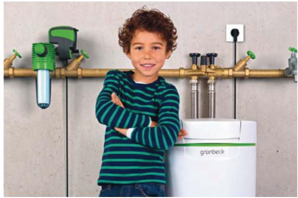 Trinkwassernachbehandlung: Weichwasser-Komfort und Werterhaltung