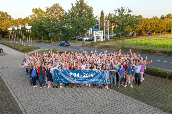 Sanitop-Wingenroth feiert 85-jähriges Firmenjubiläum