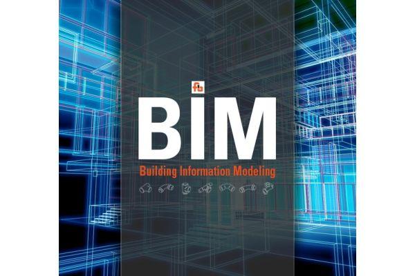 Das Bild zeigt das BIM-Projekt von Frabo.