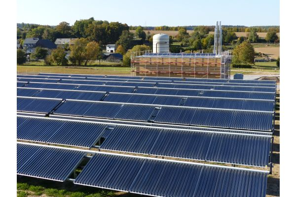 Bio-Solardorf in Ellern.