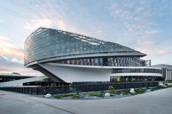 Die ÖAMTC-Zentrale in Wien.