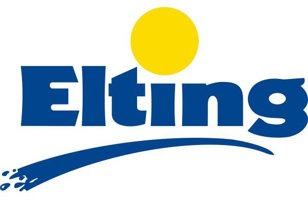 Ds BIld zeigt das elting-Logo.