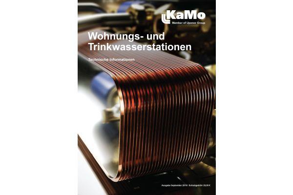 Das Bild zeigt das neue KaMo-PLanerhandbuch.