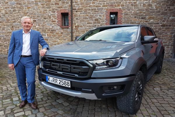 Ford setzt beim Ranger Raptor auf Leistung