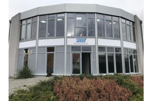 Das Bild zeigt das neue Servicecenter.