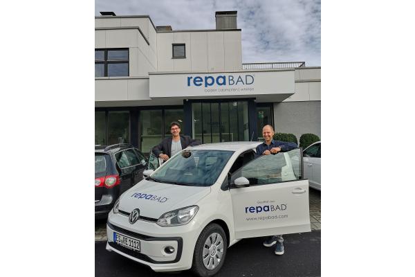Repabad unterstützt Sozialstation Wendlingen