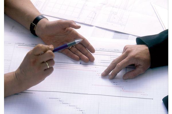 Das Bild zeigt die Detailansicht eines Beratungsgesprächs.