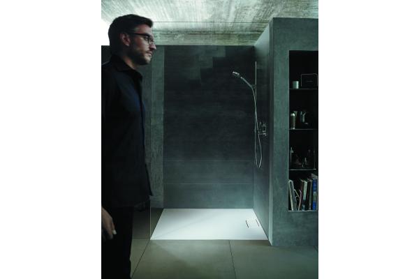 Walk-In-Duschwände: Ein Hauch von Nichts mit gewissen Extras