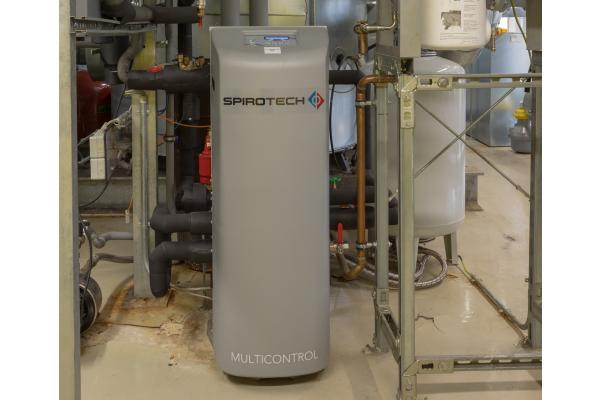"""""""Multicontrol"""" von Spirotech – beste Druckhaltung"""
