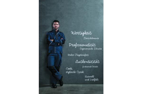 Berufskleidung –  was Profis sich wünschen